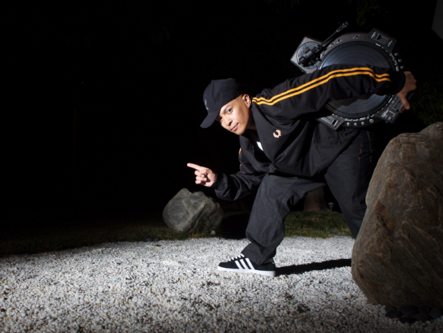 DJ QBert picture